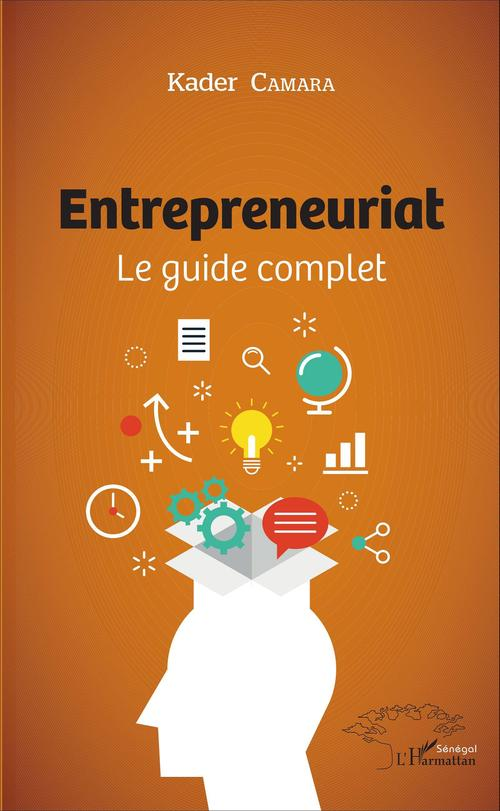 Kader Camara Entrepreneuriat