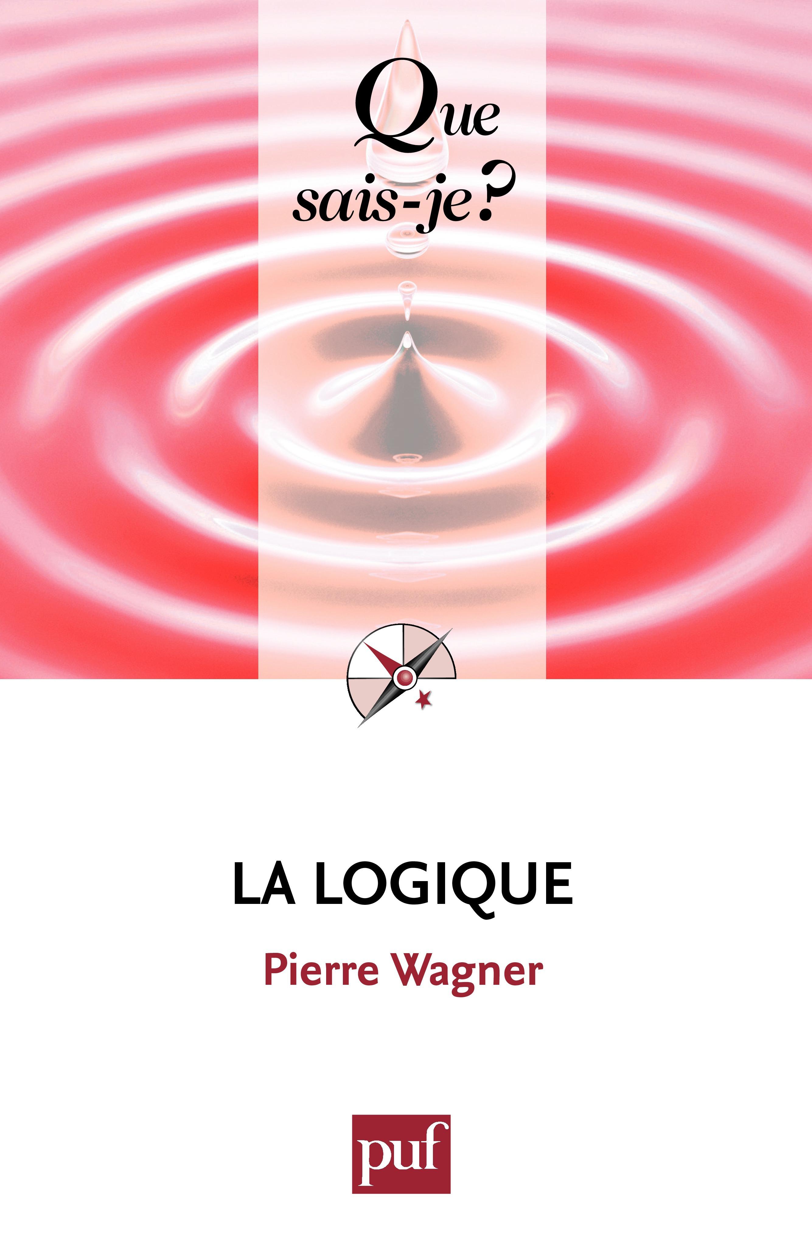Pierre Wagner La logique