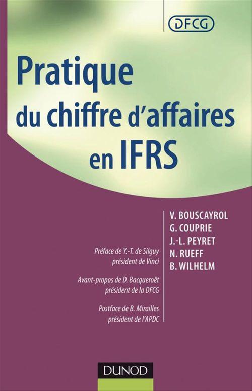 Pratique du chiffre d'affaires en IFRS