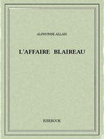 L&acute;affaire Blaireau
