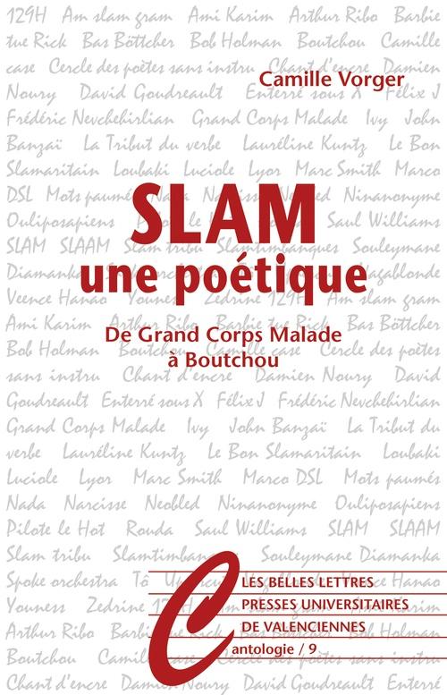 Slam, une poétique