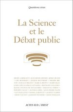 La science et le d�bat public
