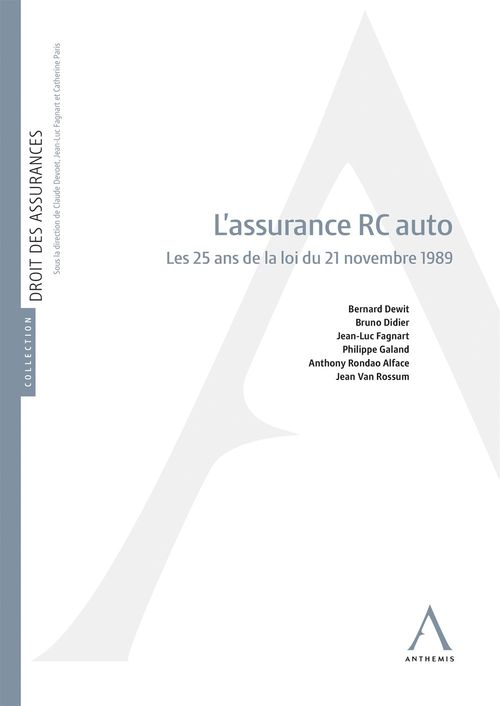 L´assurance R.C. auto