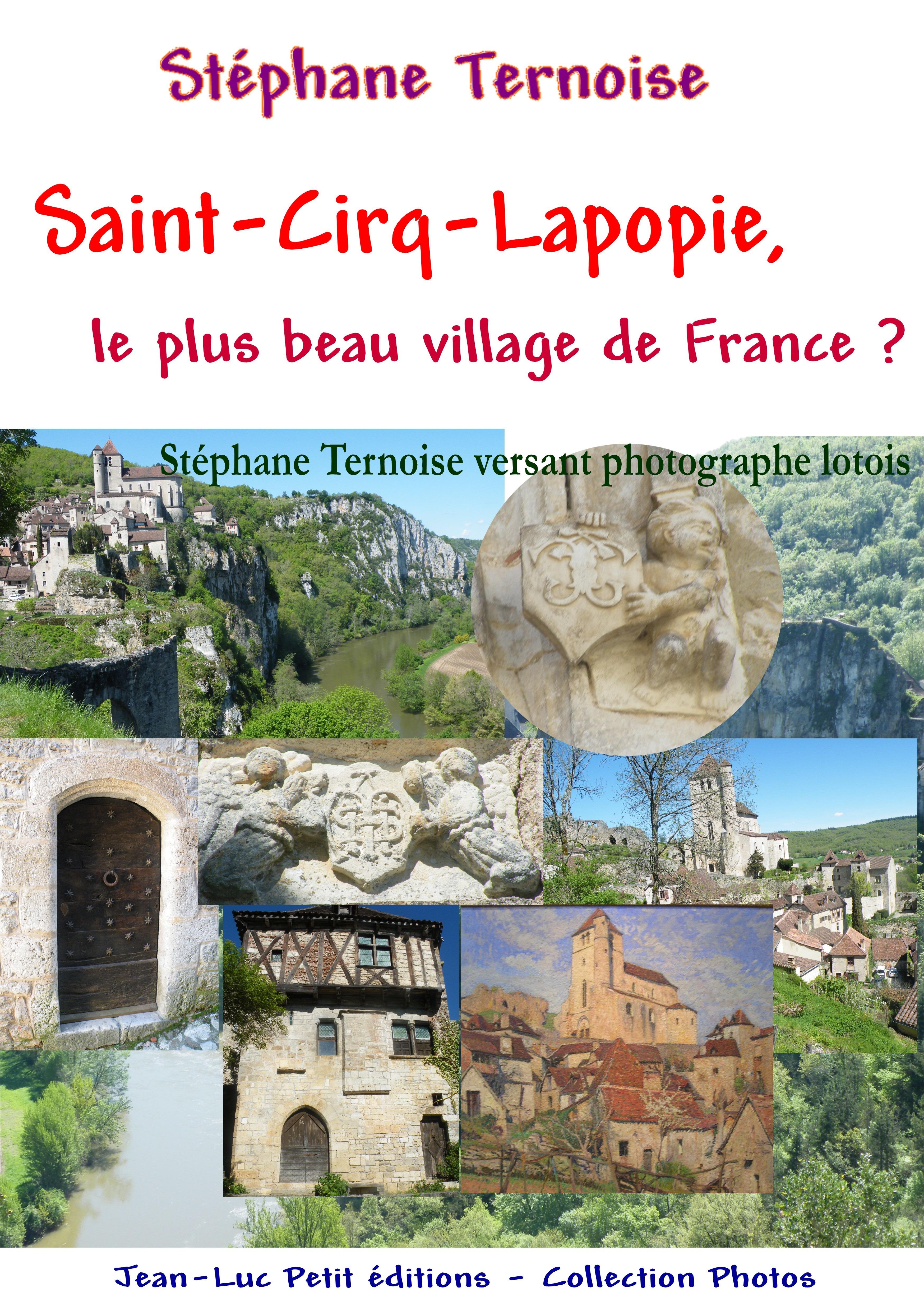 Saint-Cirq-Lapopie, le plus beau village de France ?