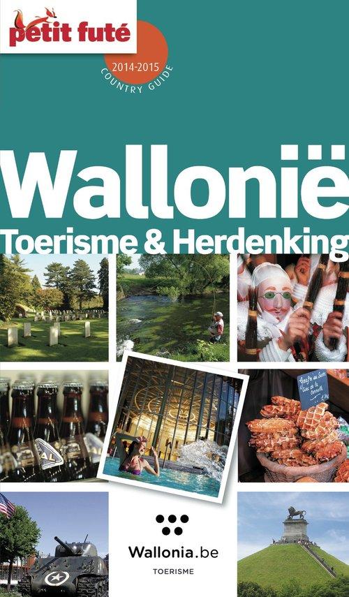 Wallonie en néerlandais 2014 Petit Futé