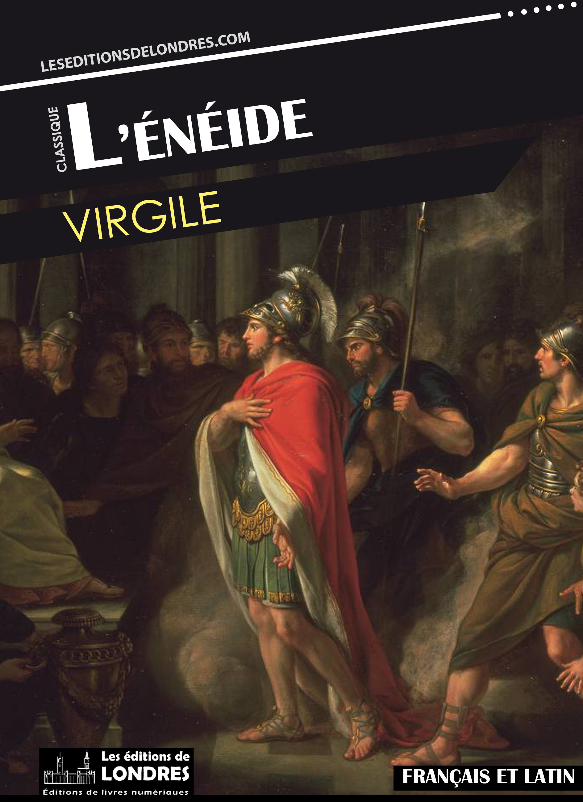 Virgile L'Enéide (français et latin)
