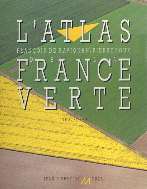 L'atlas de la France verte