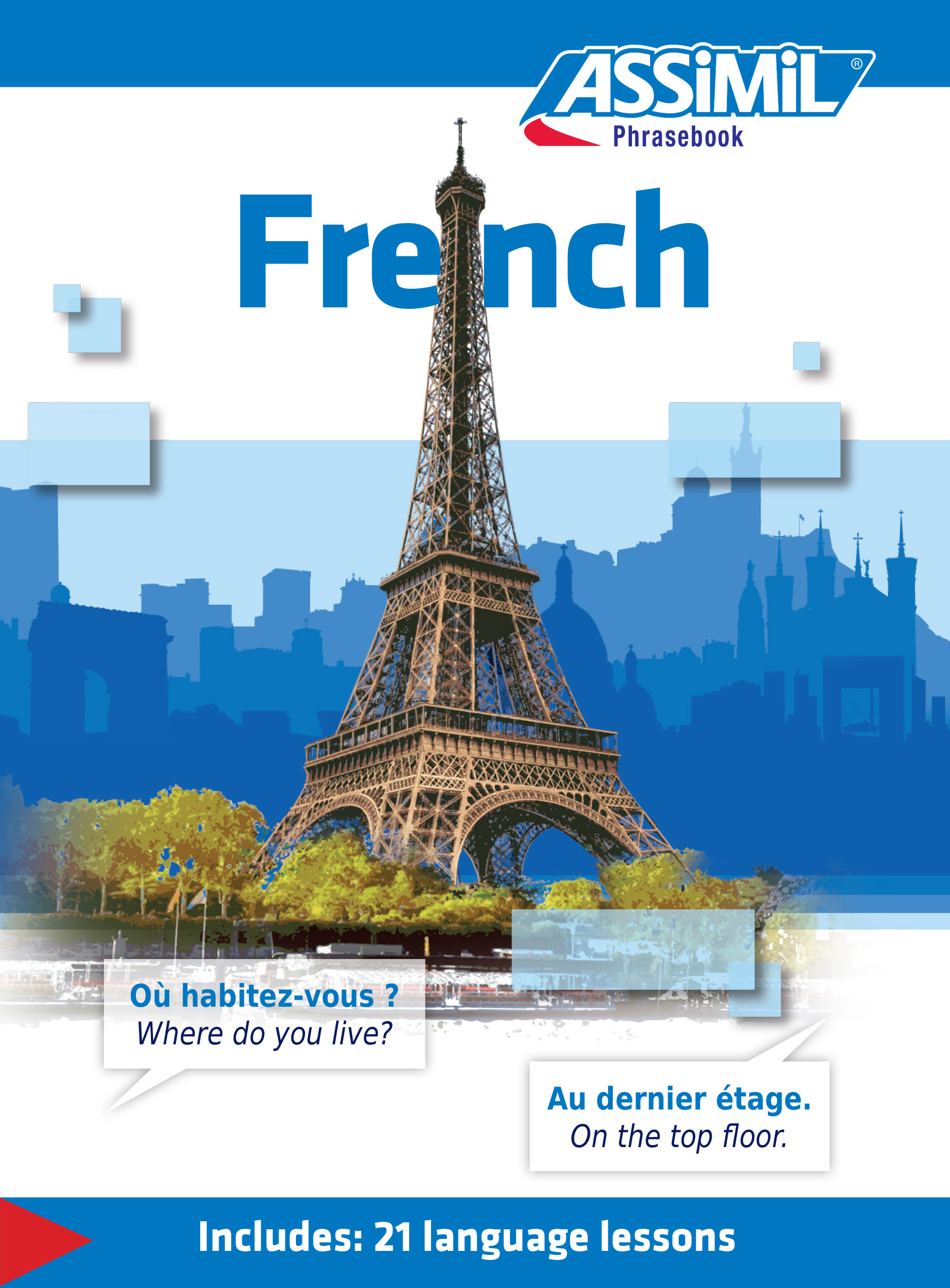 Estelle Demontrond-Box French - Phrasebook