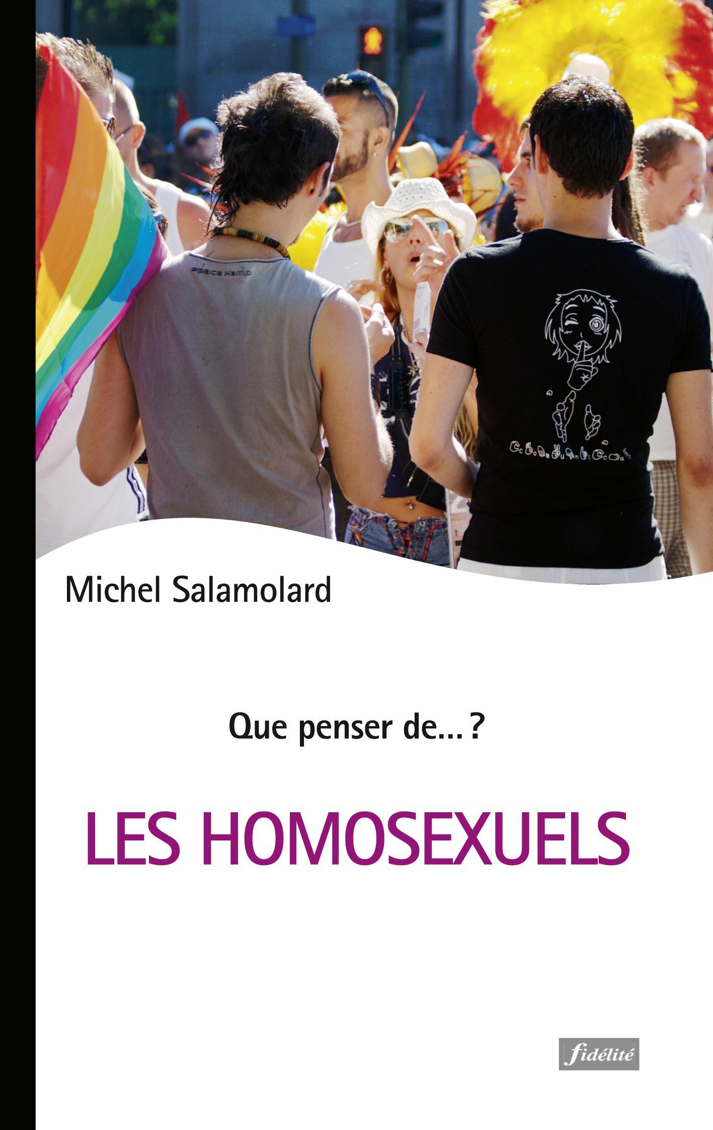 Michel Salamolard Les Homosexuels