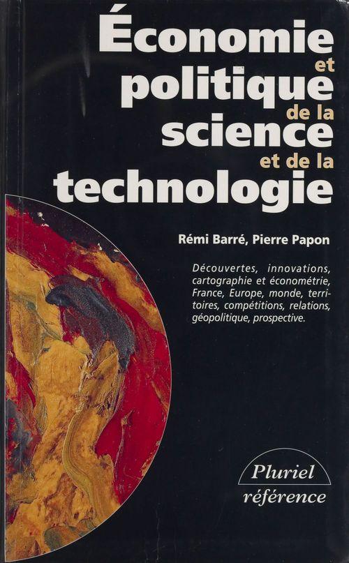 Économie et politique de la science et de la technologie