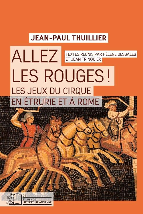 Jean-Paul Thuillier Allez les Rouges !