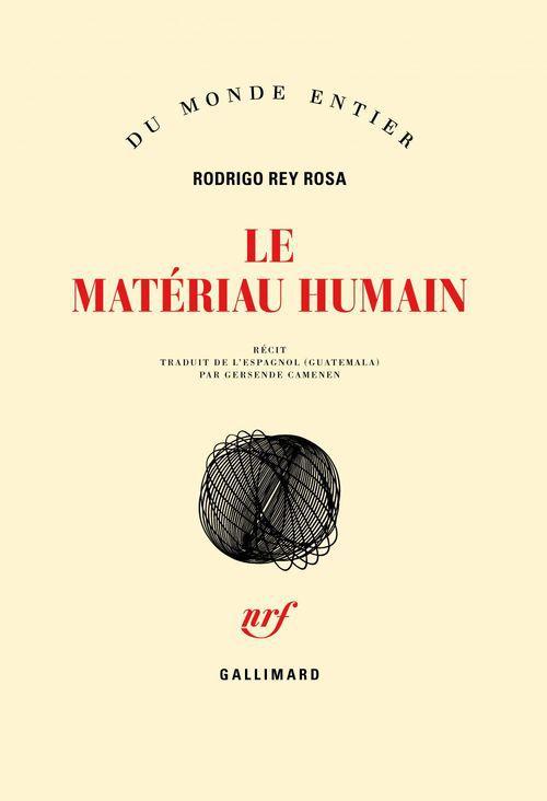 Le matériau humain