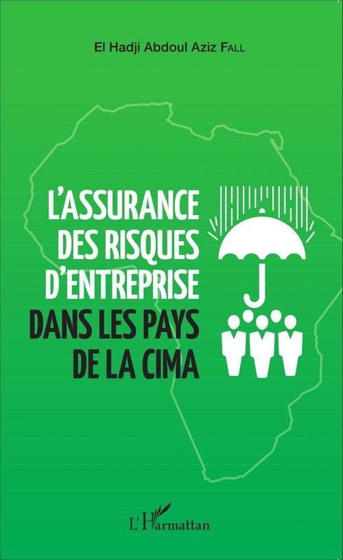 L'assurance des risques d'entreprise dans les pays de la CIMA