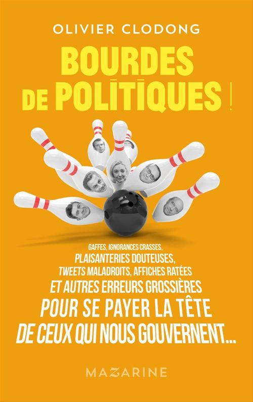 Olivier Clodong Bourdes de politiques