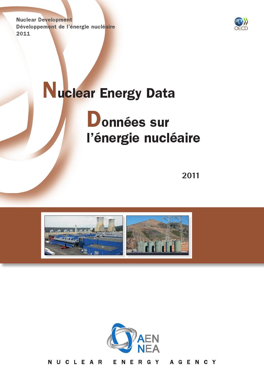 Collective Données sur l'énergie nucléaire 2011