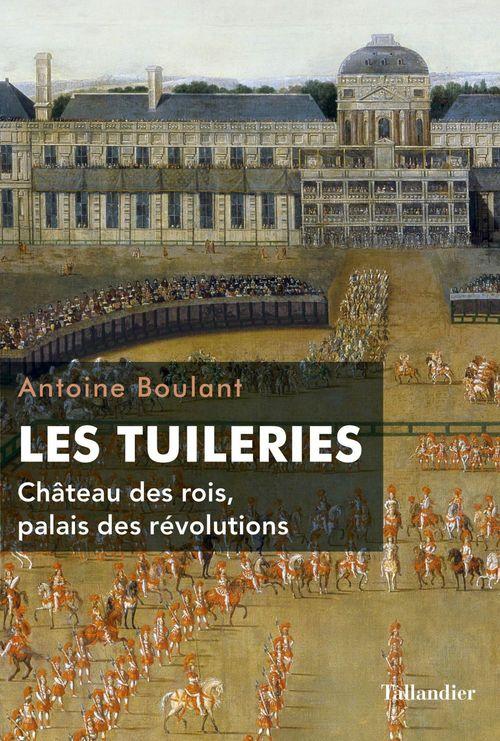 Antoine Boulant Les Tuileries