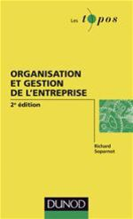 Organisation et gestion de l'entreprise (2e dition)