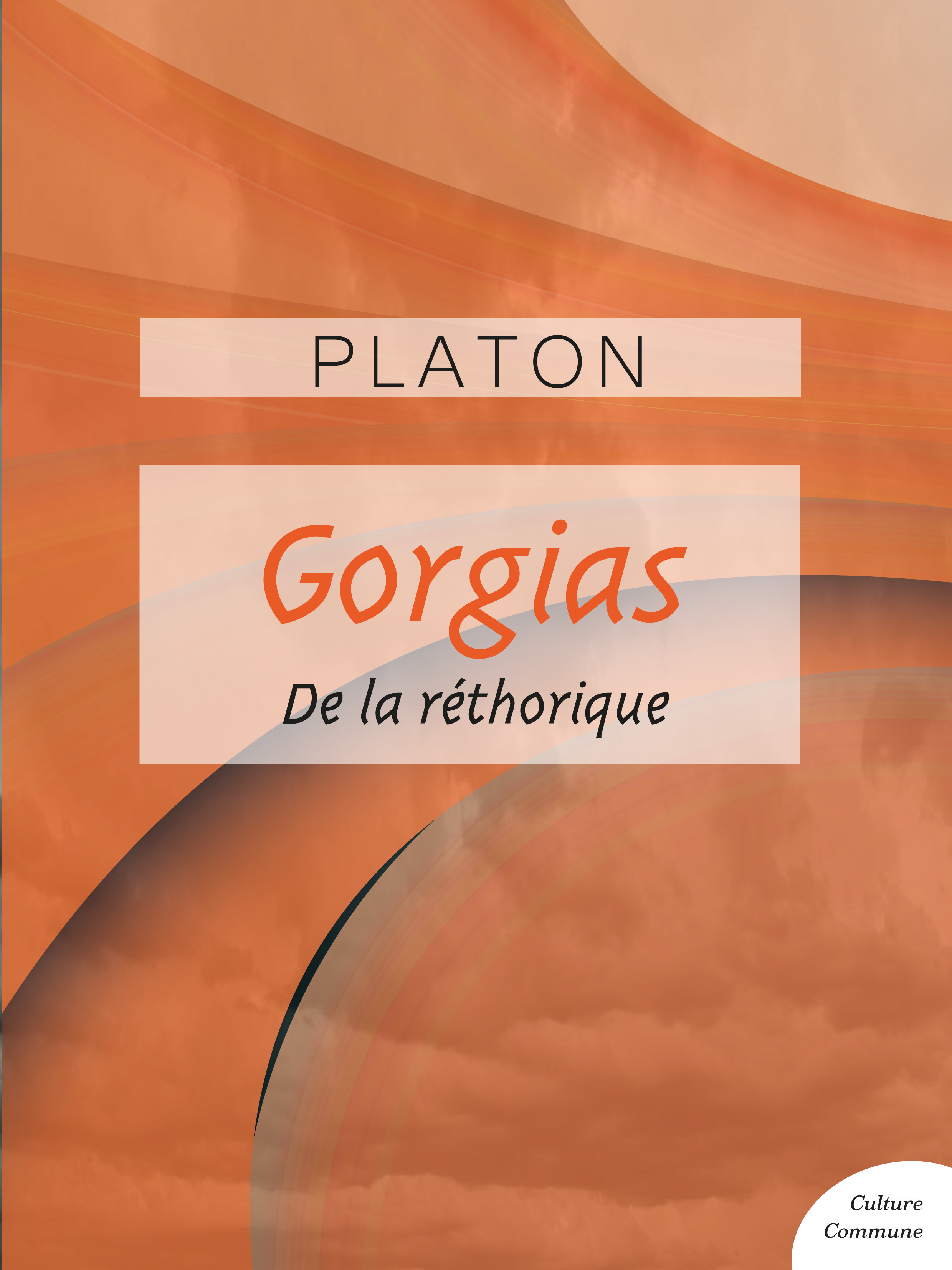 DE PLATON GORGIAS TÉLÉCHARGER
