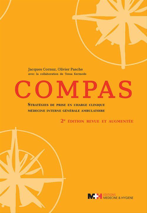 Jacques Cornuz Compas - 2e édition