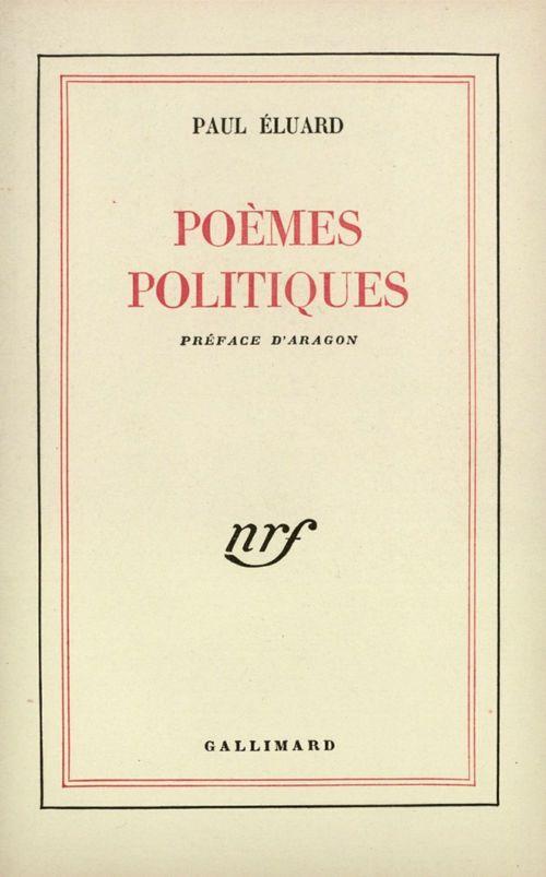 Poemes Politiques