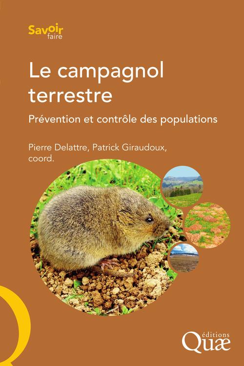 Pierre Delattre Le campagnol terrestre