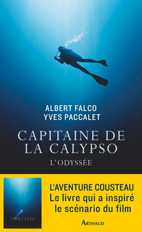 Yves Paccalet Capitaine de la Calypso