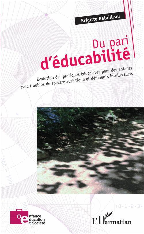 Du pari d'éducabilité