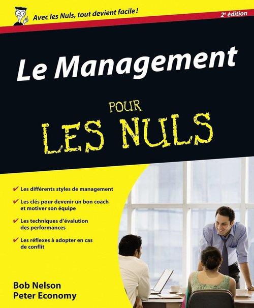 Bob NELSON Le Management Pour les Nuls