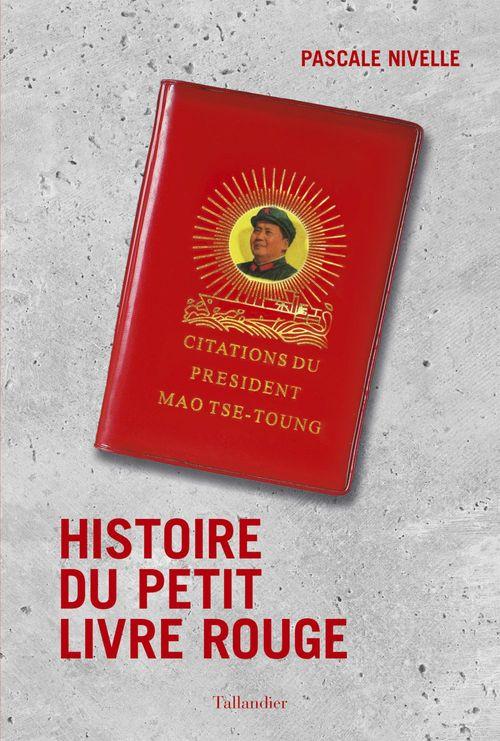 Pascale NIVELLE Histoire du petit livre rouge