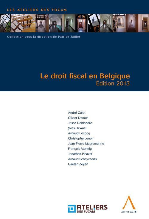 Le droit fiscal en Belgique