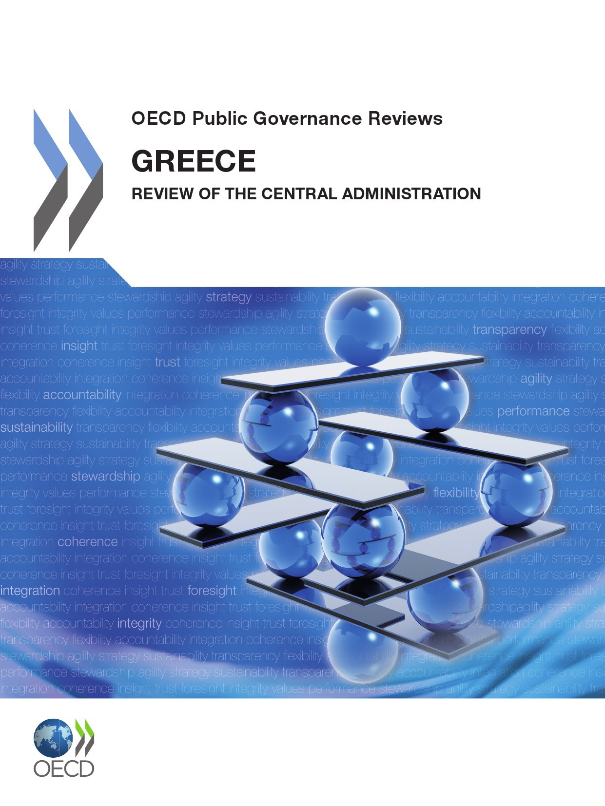 Collectif OECD public governance reviews ; Greece, review of the central administration