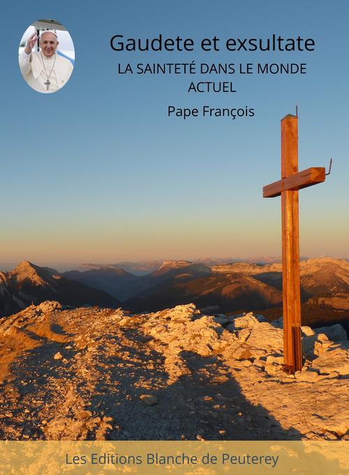 Pape François Gaudete et Exsultate