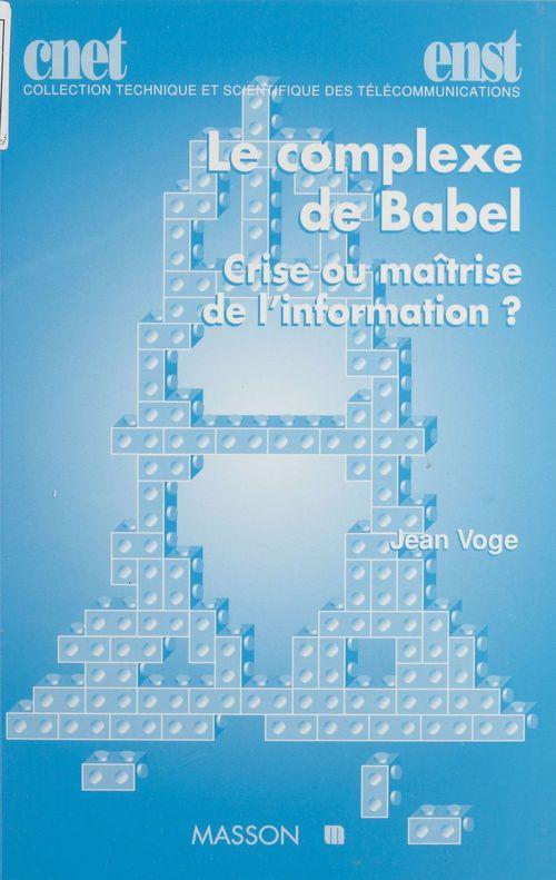 Le Complexe de Babel