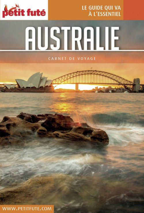 Dominique Auzias AUSTRALIE 2017 Carnet Petit Futé