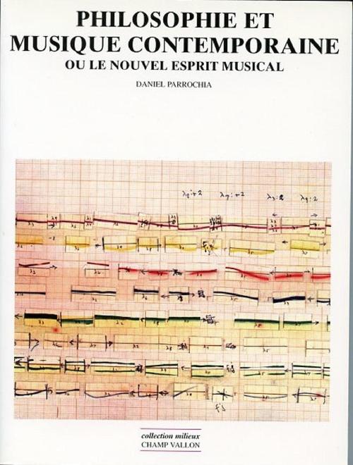Philosophie et musique contemporaine