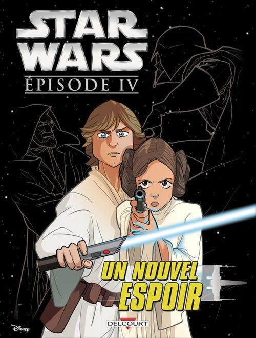 Collectif Collectif Star Wars Épisode - Tome 4 - Star Wars Épisode IV (Jeunesse)
