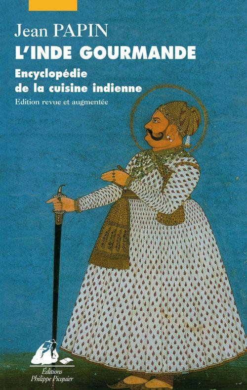 Jean PAPIN L'Inde gourmande