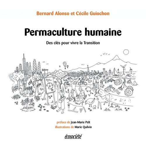 Bernard Alonso Permaculture humaine