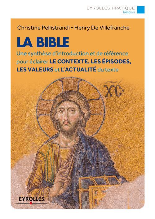 Christine Pellistrandi La Bible