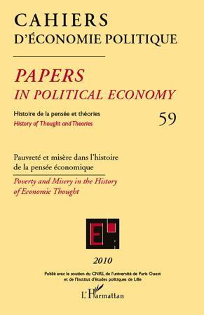 Cahiers D'Economie Politique Papers in political economy