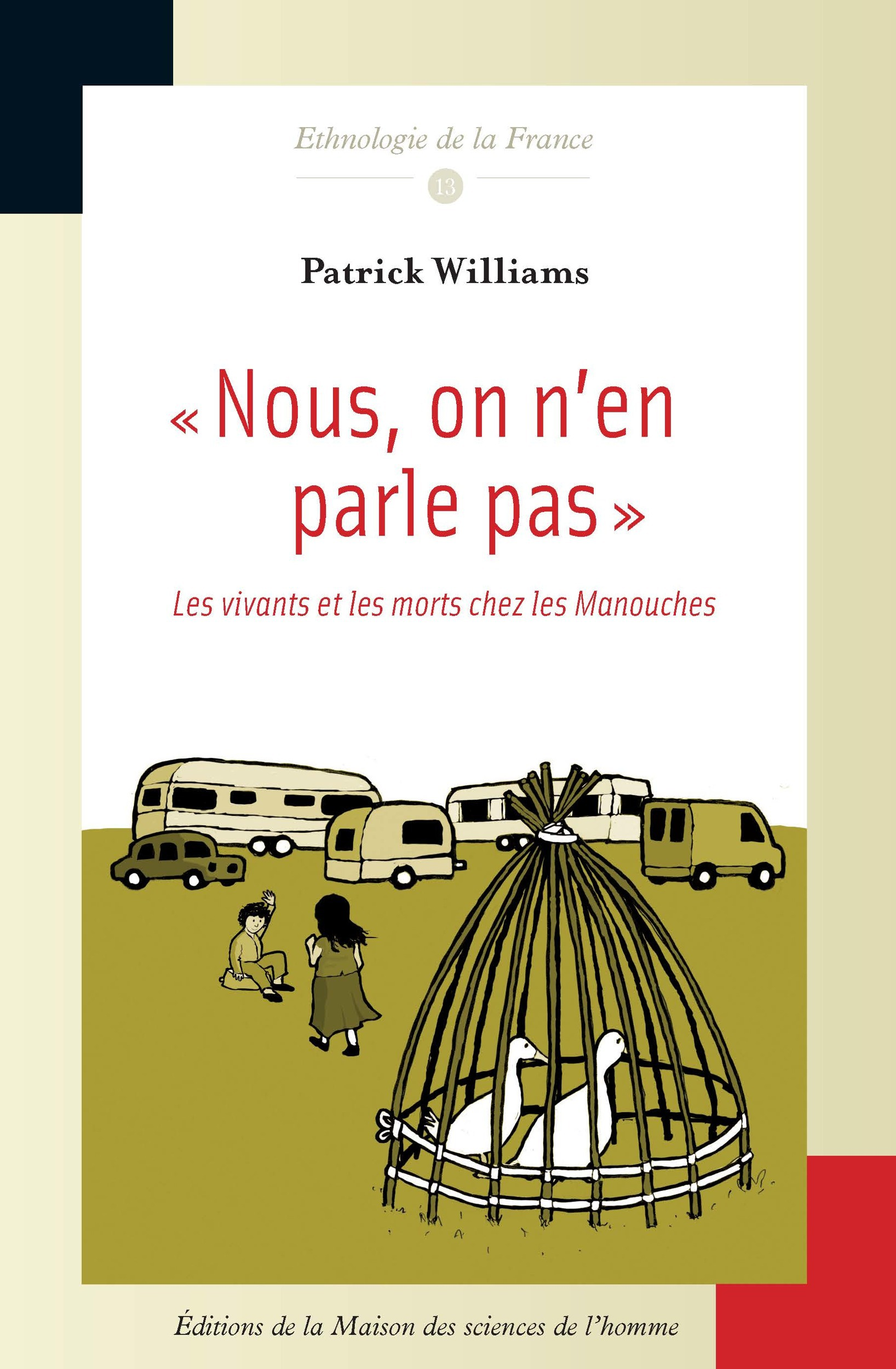 Patrick Williams « Nous, on n´en parle pas »