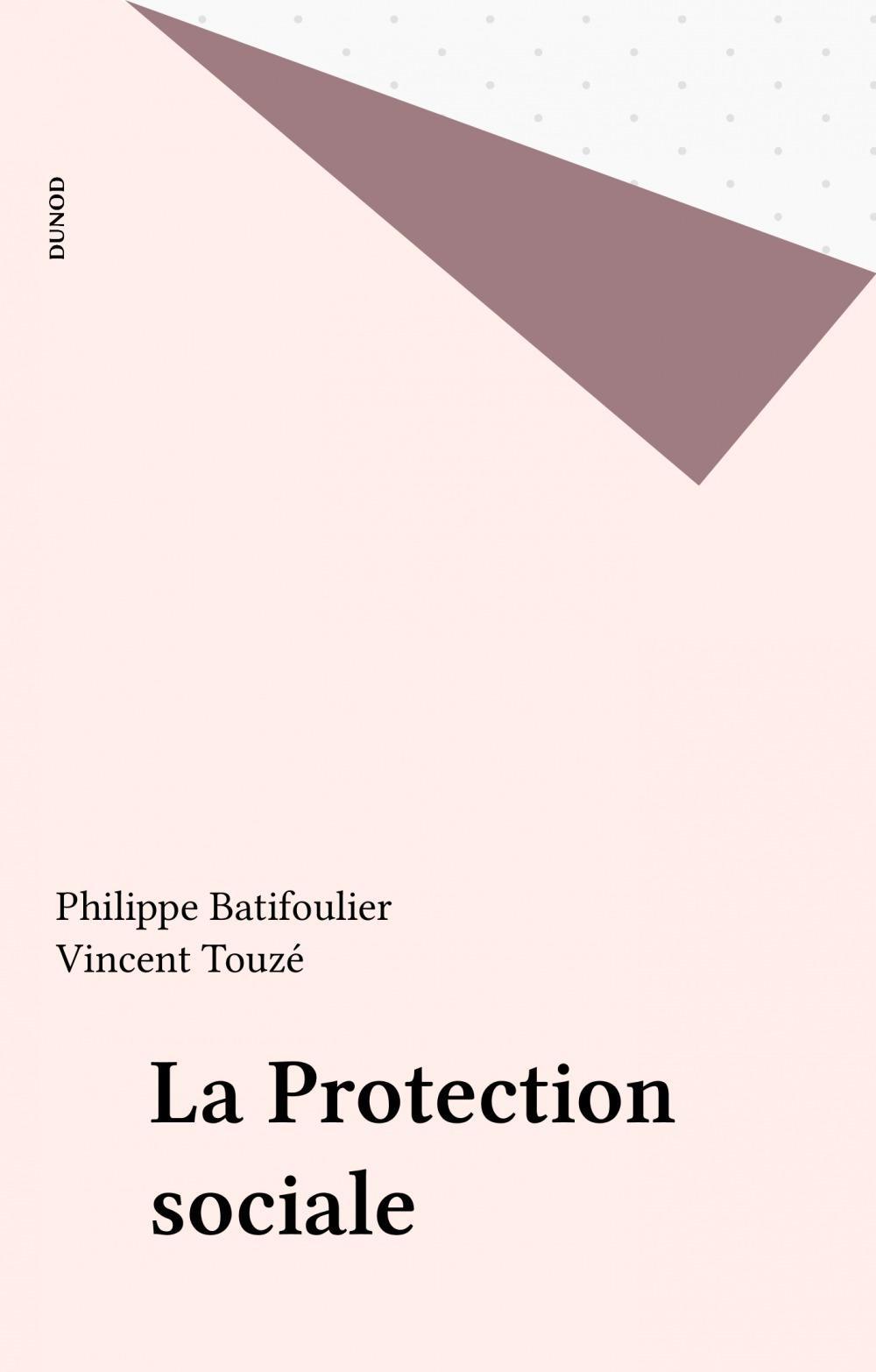 Philippe Batifoulier La Protection sociale