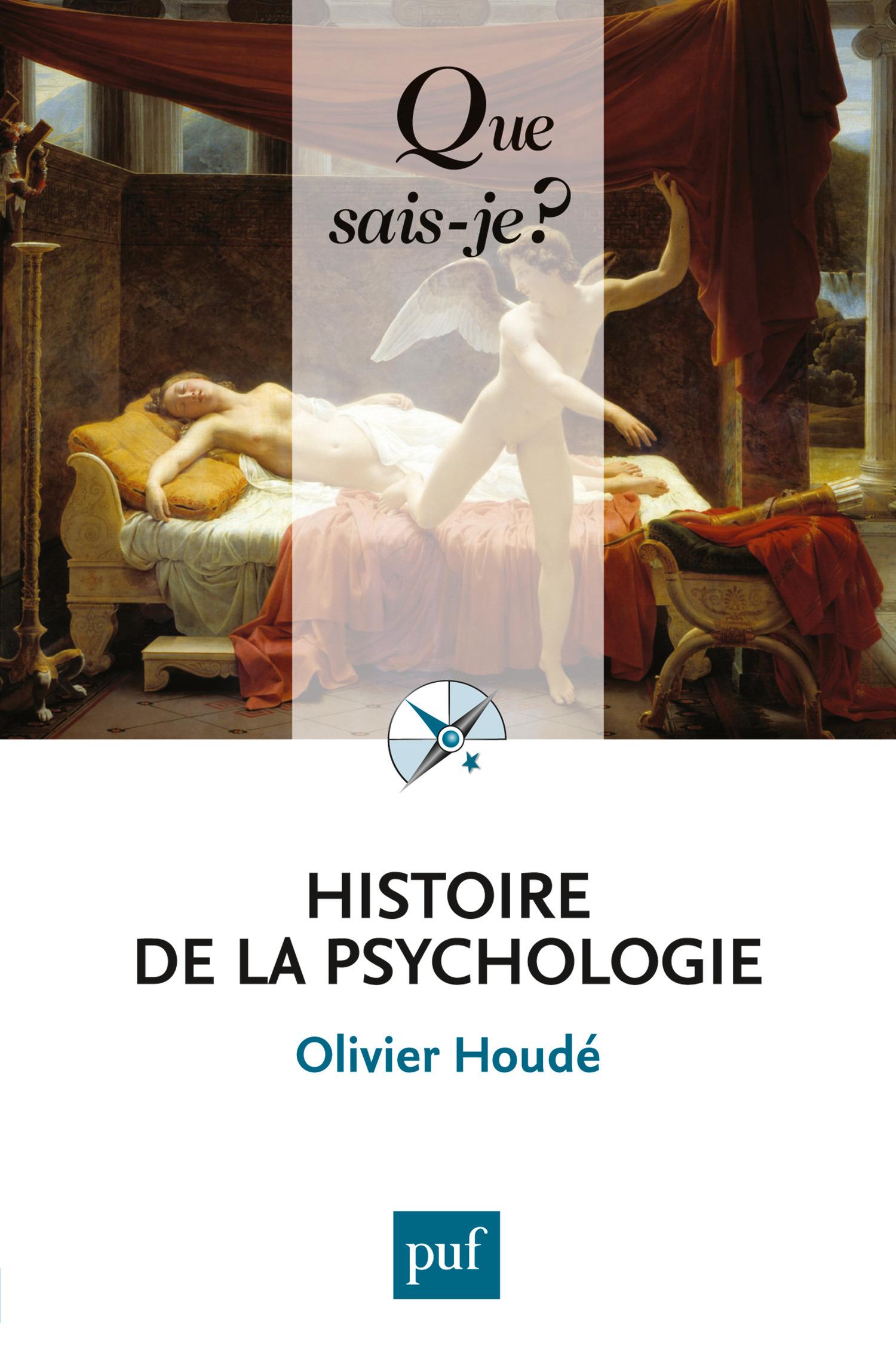 Olivier Houdé Histoire de la psychologie