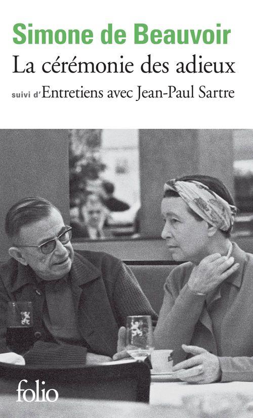 La Ceremonie Des Adieux / Entretiens Avec Jean-Paul Sartre