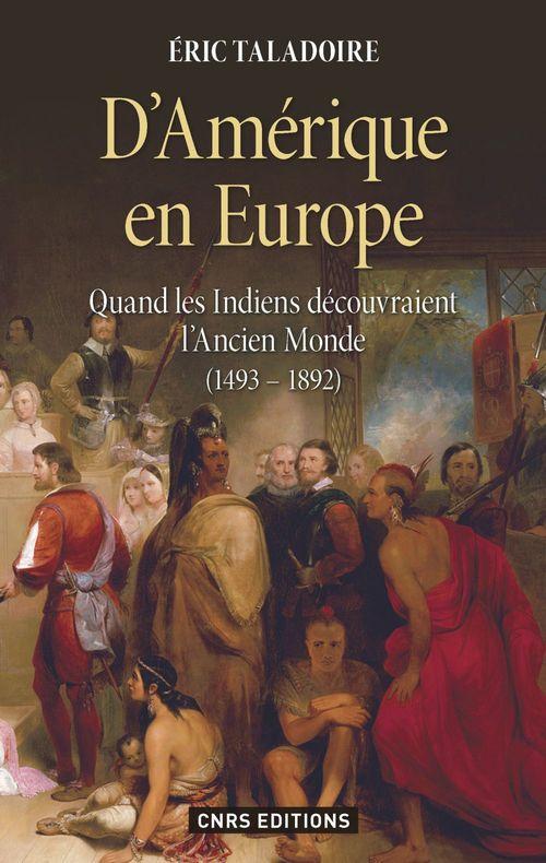 Éric Taladoire D'Amérique en Europe