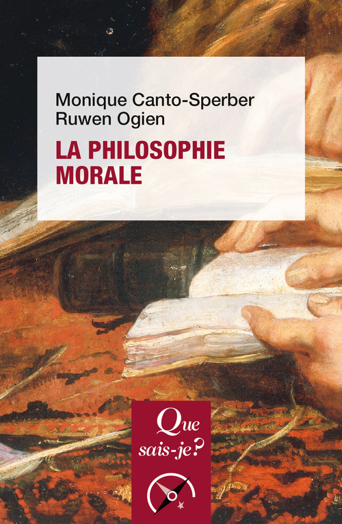 Ruwen Ogien La philosophie morale