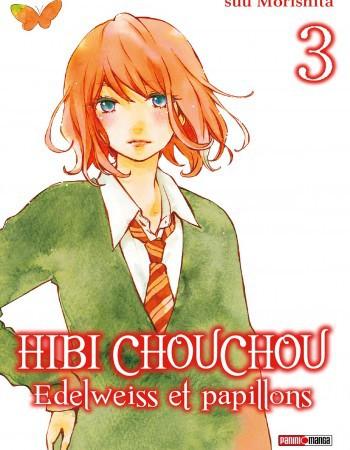 Suu Morishita Hibi Chouchou - Tome 3 - Hibi Chouchou T03
