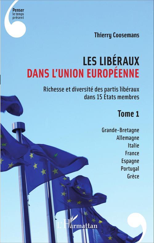 Thierry Coosemans Les Libéraux dans l'Union Européenne