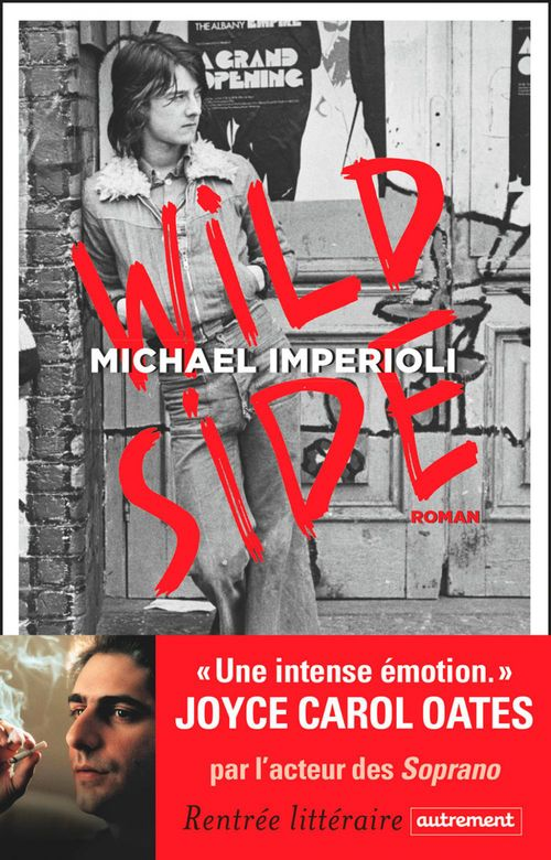 Michael Imperioli Wild Side