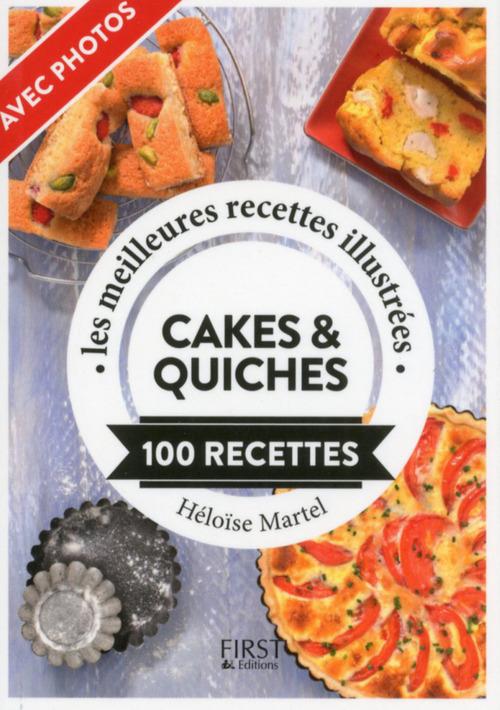 Héloïse MARTEL Cakes et quiches